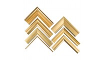 The Original Collection Avignon Gold Chevron Set -999002048